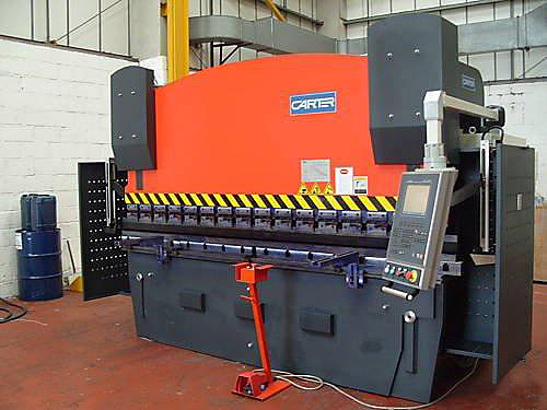 Carter Synchro Press Brake